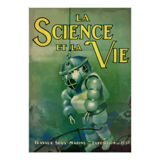 Science and the Life (France - 1937) Print