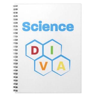 Science Diva Notebooks