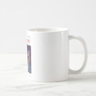 Science Fiction Plus 1953-03_Pulp Art Basic White Mug
