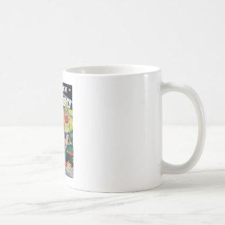 Science fiction quarterly spring 1942_Pulp Art Coffee Mug