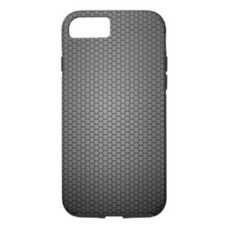 Science Fiction Spaceship Honeycomb Texture iPhone 8/7 Case
