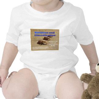 Science, Life Science Variation and inheritance Bodysuit