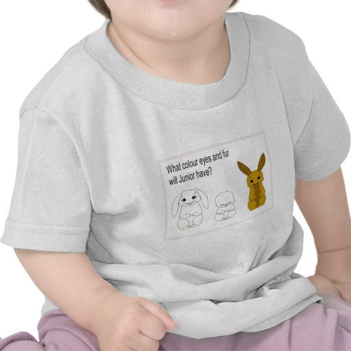 Science, Life Science, What colour eyes and fur? T Shirt