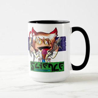 Science! Ringer Mug