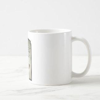 Science World of Tomorrow Basic White Mug