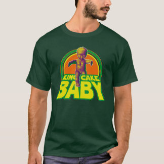 SciFi Style King Cake Baby Tee