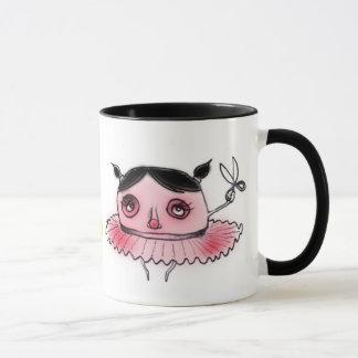 Scissor Girl Mug