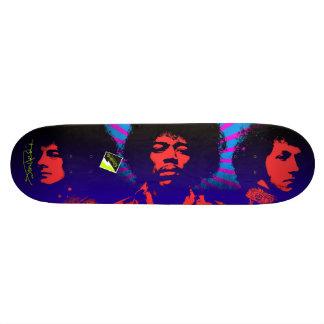 "Scolletta ""Hendrix II"" Deck 017 Skate Board Decks"