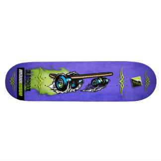 "Scolletta ""Oldschool MAXX 2000"" Deck 024 19.7 Cm Skateboard Deck"