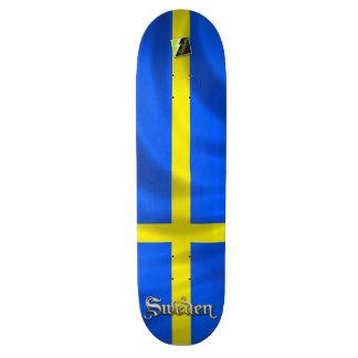 "Scolletta ""Sweden"" Deck 069 Custom Skateboard"