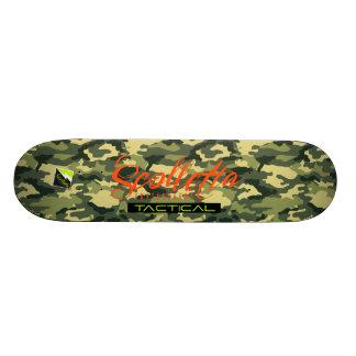 """Scolletta """"Tactical"""" 032 Deck Skateboard Decks"""