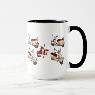 Scooter Themed Mug