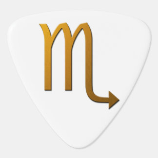 Scorpio Guitar Pick