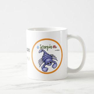 Scorpio - The Scorpion Coffee Mug