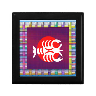 SCORPIO Zodiac Astrology Jyotish Symbols Gift Box