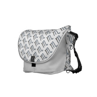 Scorpio Zodiac Symbol Element Commuter Bags