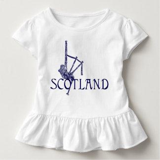 Scotland Bagpipes, Scottish Design Toddler T-Shirt
