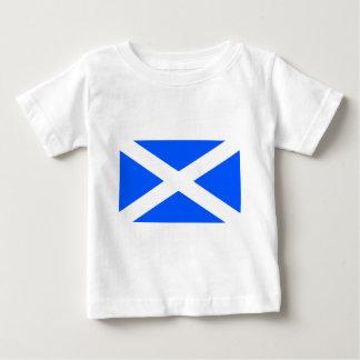 Scotland Flag Baby T-Shirt