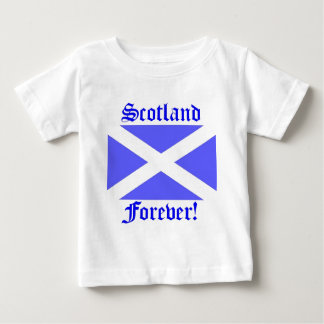 Scotland Forever! Baby T-Shirt