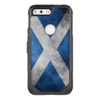 Scotland Grunge- Saint Andrew's Cross OtterBox Commuter Google Pixel Case