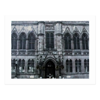 Scotland Inverness Building Art1 snap-41158  jGibn Postcard
