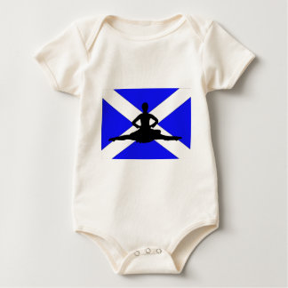 Scotland Leap Baby Bodysuit