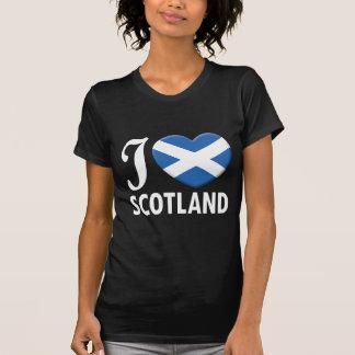 Scotland Love W T-Shirt