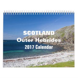 Scotland Outer Hebrides Calendar
