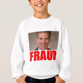 Scott Brown = FRAUD Sweatshirt