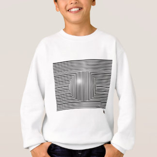 Scott E. Morris Optical Illusion Sweatshirt
