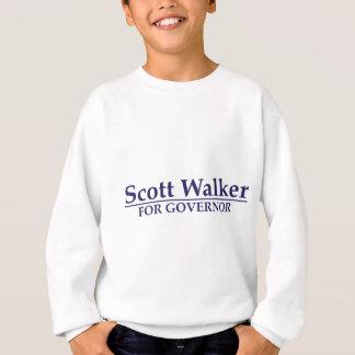 Scott Walker for Governor Sweatshirt