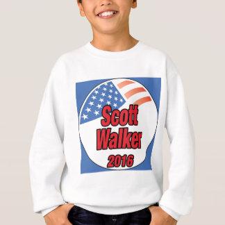 Scott Walker for president in 2016 Sweatshirt