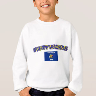 Scott Walker for Wisconsin Sweatshirt
