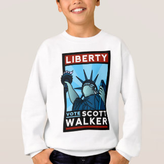 Scott Walker Liberty Sweatshirt