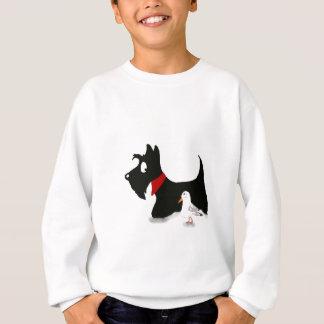 Scottie Dog & Gull Sweatshirt