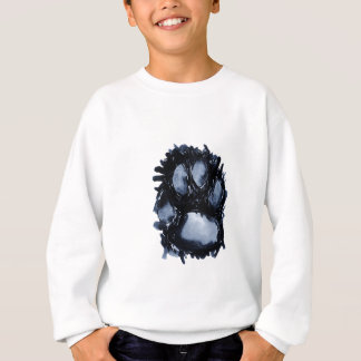 Scottie Dog Paw Sweatshirt