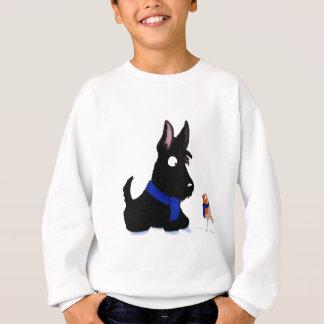 Scottie Dog & Robin Sweatshirt