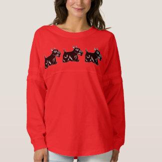 Scottie Dogs Women's Spirit Jersey Shirt