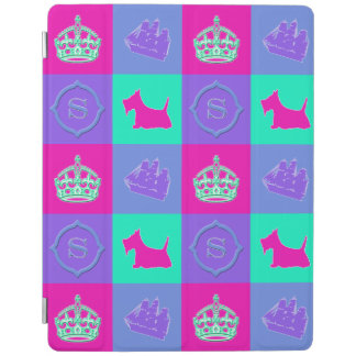 Scottie No. 15 Color Fun iPad Cover