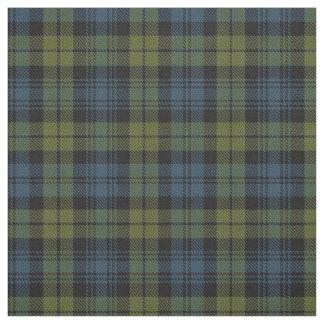 Scottish Campbell Tartan Plaid Fabric