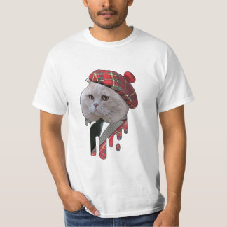 Scottish cat T-Shirt
