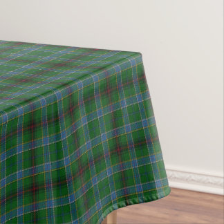 Scottish Clan Duncan Tartan Tablecloth