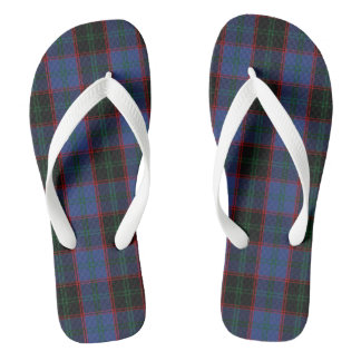 Scottish Clan Home Tartan Jandals