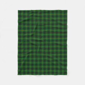 Scottish Clan MacArthur Arthur Classic Tartan Fleece Blanket