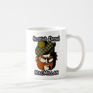 Scottish Clan MacMillan Tartan Scottish Coffee Mug
