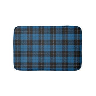Scottish Clan Ramsay Ramsey Blue Hunting Tartan Bath Mats