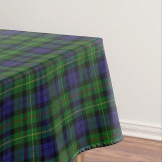 Scottish Clan Rollo Tartan Tablecloth