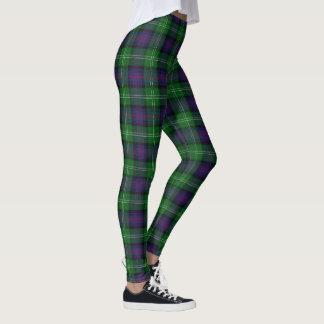 Scottish Clan Sutherland Tartan Leggings