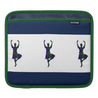 Scottish Highland Dancers iPad Sleeves