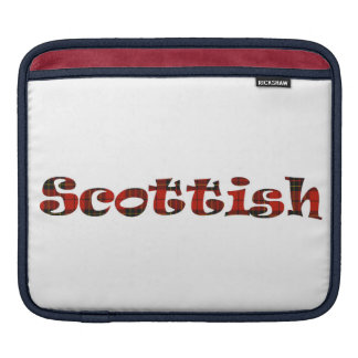 Scottish Pride iPad Sleeve